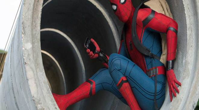 Podcast # 462-Homecoming Trailer Reaction, Slott on Marriage, Retailer Summet, Ditko Chair