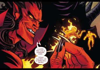 Spider-man/Deadpool #18 Review
