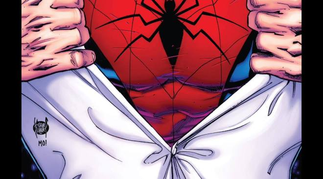 Peter Parker: The Spectacular Spider-Man 1# Review