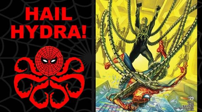 Alford Notes: Amazing Spider-Man #29 - Hail Hydra!