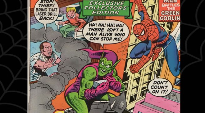 Cobwebs #42: Holy Dental Hygiene, Spider-Man!