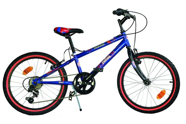20 Inch Spider-Man Bike