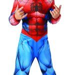 Classic Ultimate Spider-Man Costumes for Kids