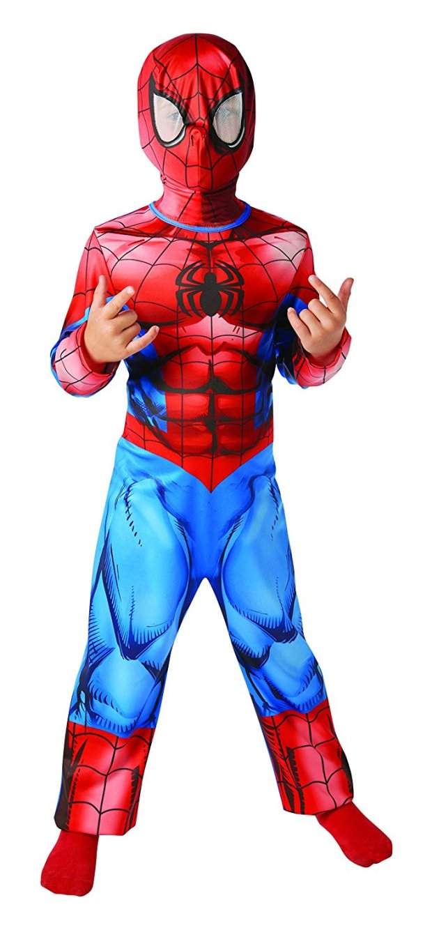 Classic Ultimate Spider-Man Costume for Kids