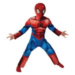 Deluxe Ultimate Spider-Man Costume for Kids