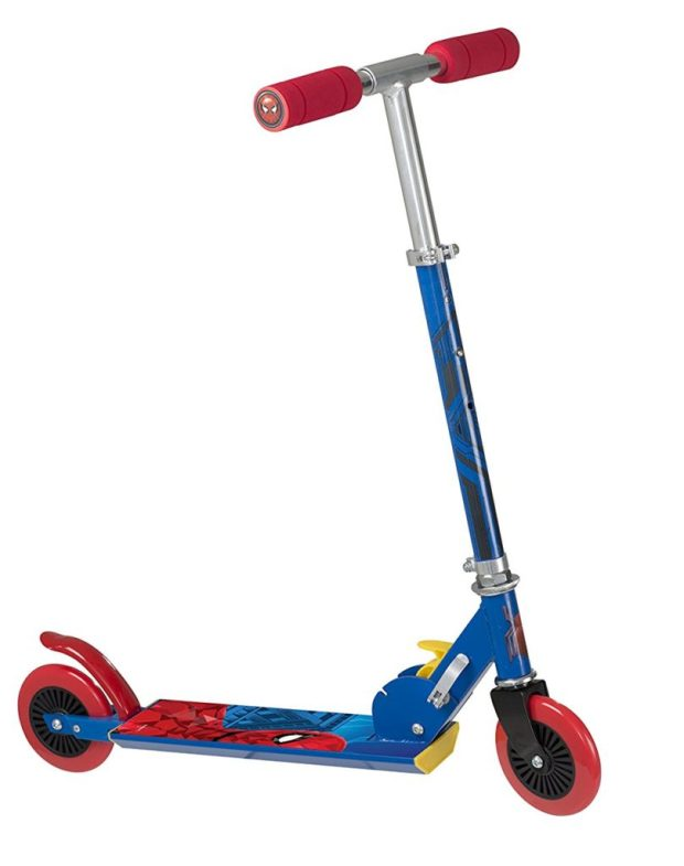 Spider-Man Scooters