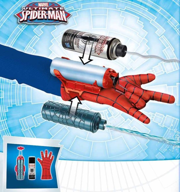 Ultimate Spider-Man Web Shooter