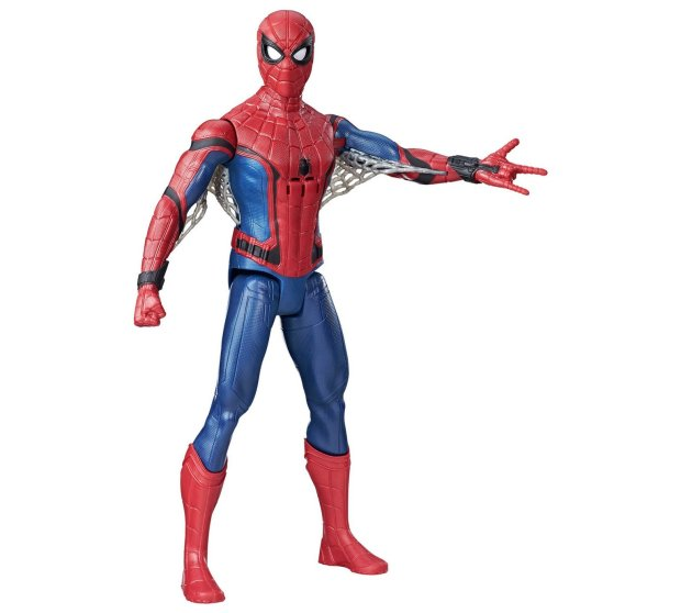 Eye FX Electronic Spider-Man Homecoming Figure