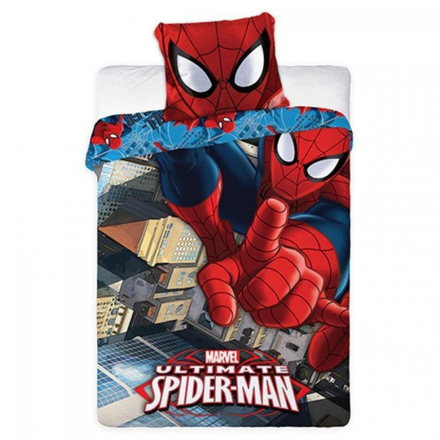 Ultimate Spider-Man Bedding