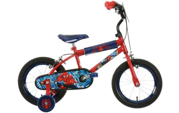 Cheap Spider-Man Bike