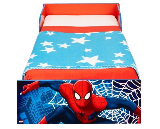 Spider-Man Toddler Bed