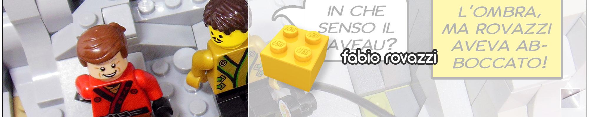 Fabio Rovazzi, faccio quello che voglio Lego prequel