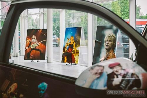 """Fotoausstellung """"Singvögel"""" von Guido Karp"""