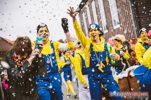Karneval in Dassensen 2014