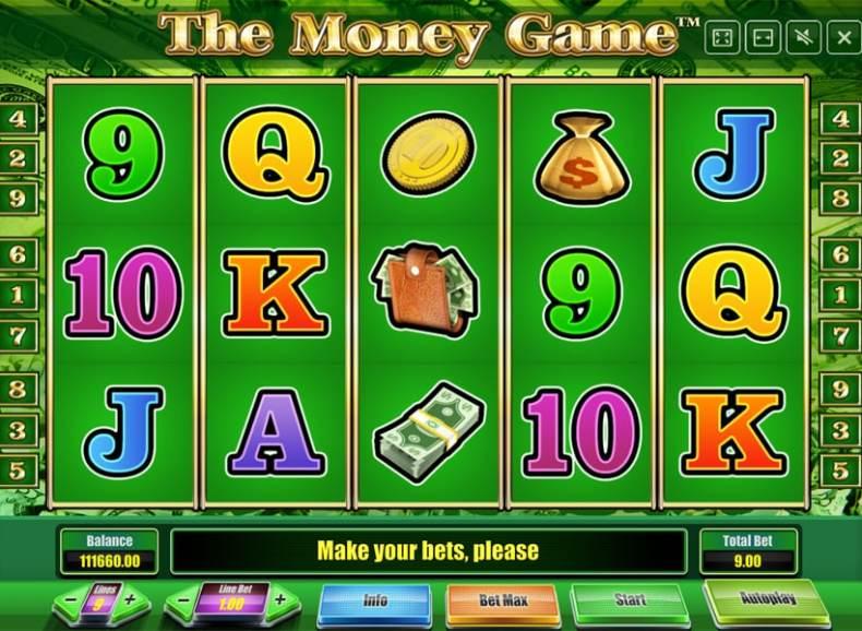 Money Game Kostenlos Online Spielen