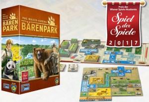 Spiel der Spiele 2017 - Bärenpark