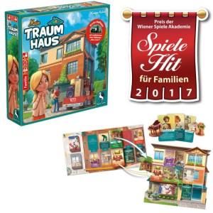 Spiele Hit für Familien - Mein Traumhaus