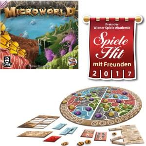 Spiele Hit mit Freunden - Microworld