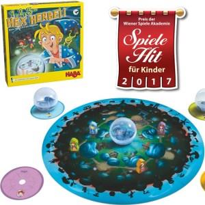 Spiele Hit für Kinder - Hex Herbei!