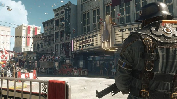 Wolfenstein 2 Hero image