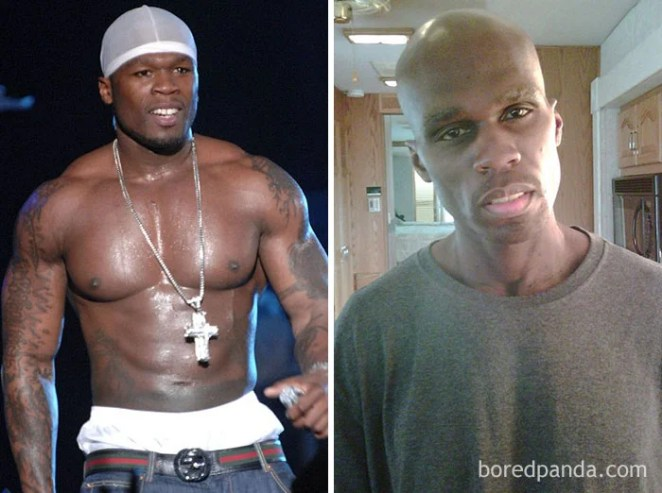 50 Cent, All Things Fall Apart