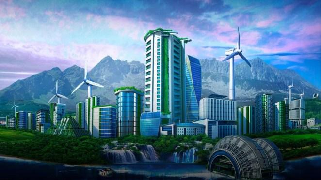 Cities Skylines - Green Cities Hero Image
