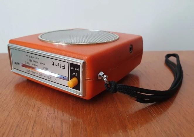 Retro internet radio
