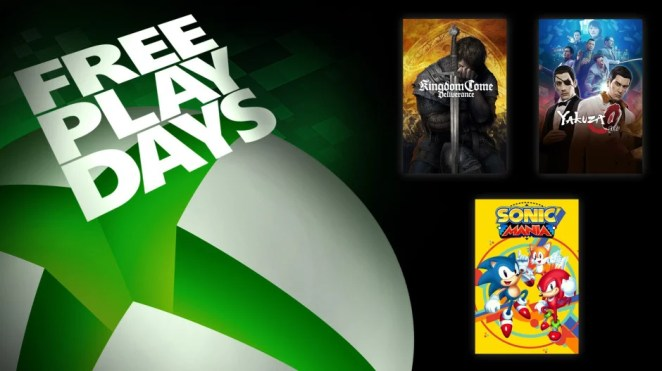 Free Play Days - April 30