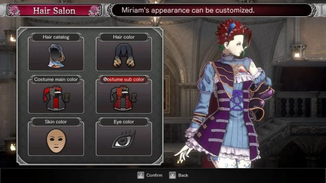 Bloodstained: Ritual of the Night's Newest Features