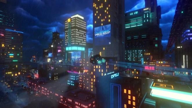 Next Week on Xbox: Neue Spiele vom 12. bis 16. Oktober: Cloudpunk