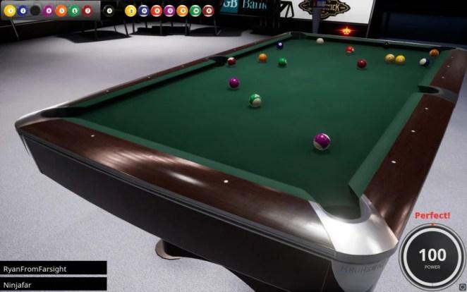 Next Week on Xbox: Neue Spiele vom 12. bis 16. Oktober: Brunswick Pro Billiards
