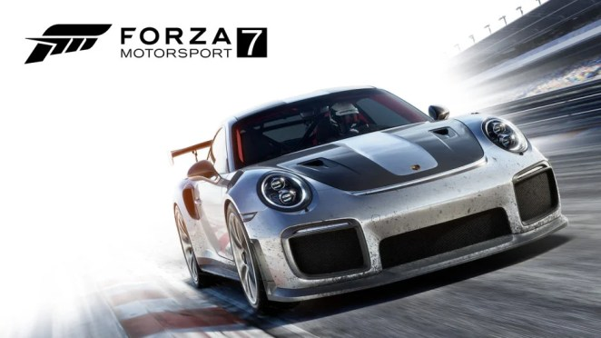 Forza Motorsport 7 Hero Image