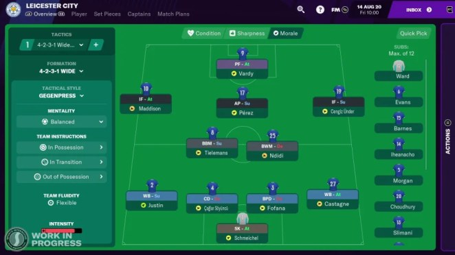 Football Manager 2021: Xbox Edition