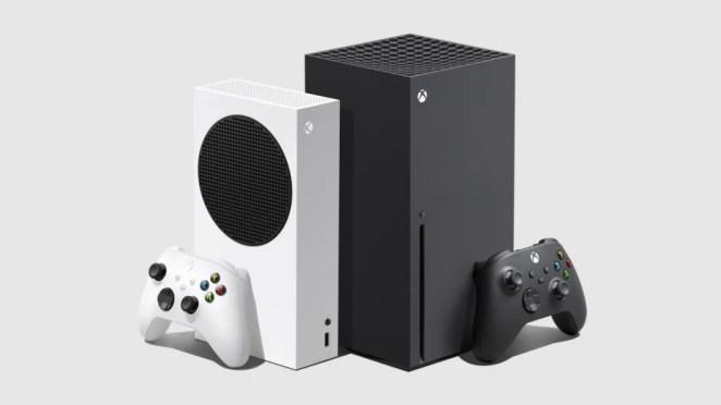 Xbox Series Boot Hero Image