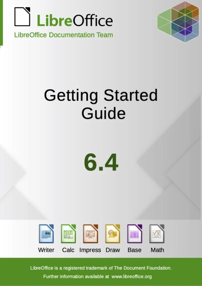 Getting Started Book