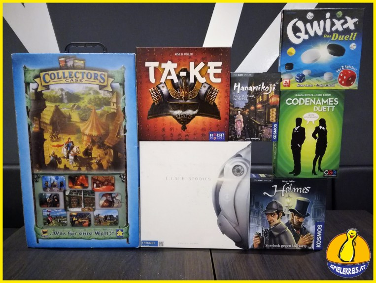 Oster-Nachtflug - Wall of Games!