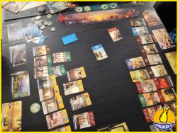 2018-08-26 - 7 Wonders - Duel (2015), Repos Production