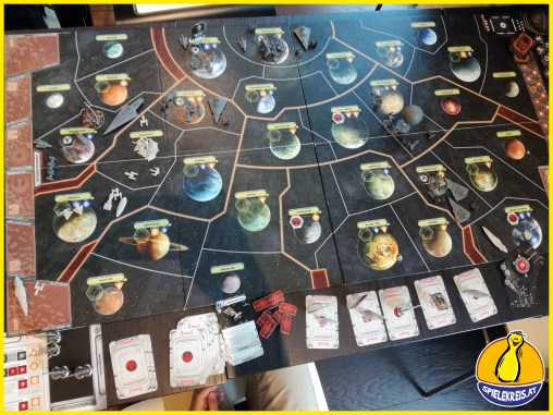 2018-08-26 - Star Wars Rebellion (2016), Heidelberger Spieleverlag