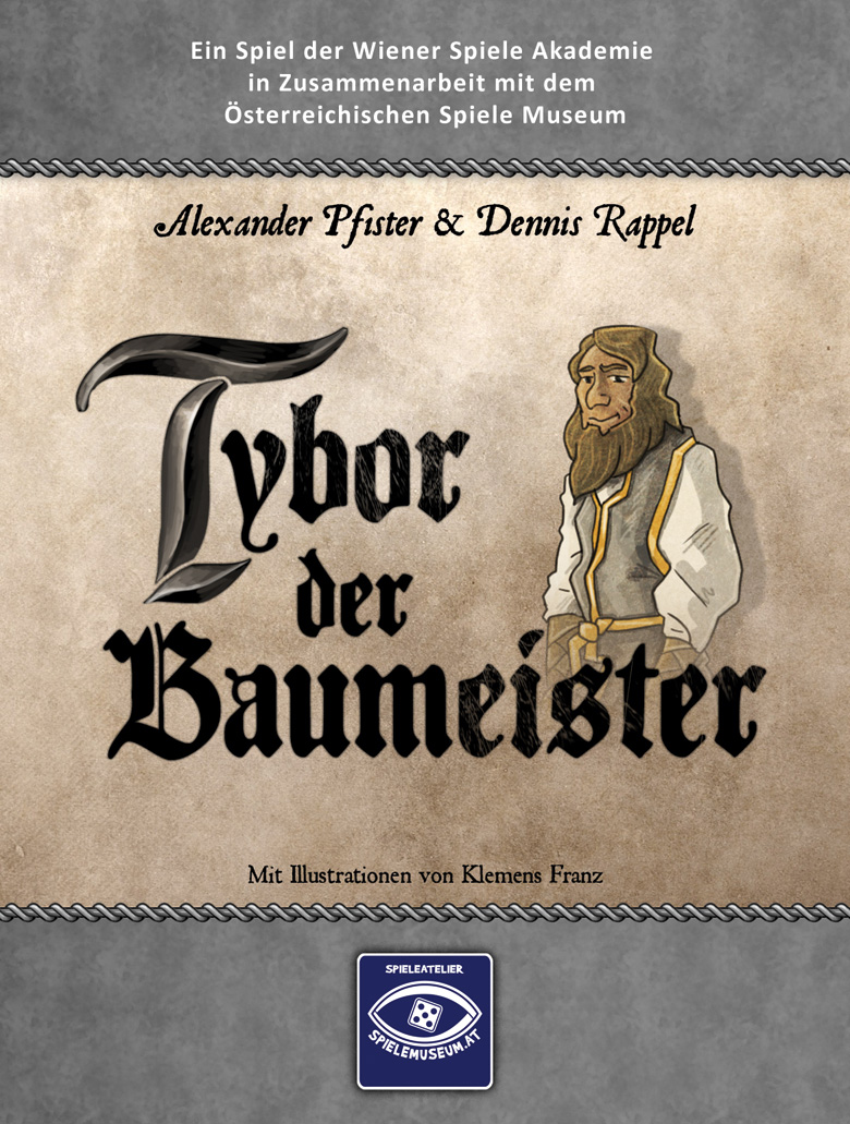 Tybor the Builder (T.O.S.) -  Mayfair Games