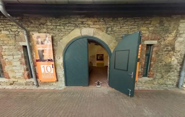 Historische Zehntscheune Stadthagen