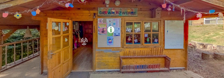 "Virtueller Rundgang Kita ""Die Waldzwerge"""