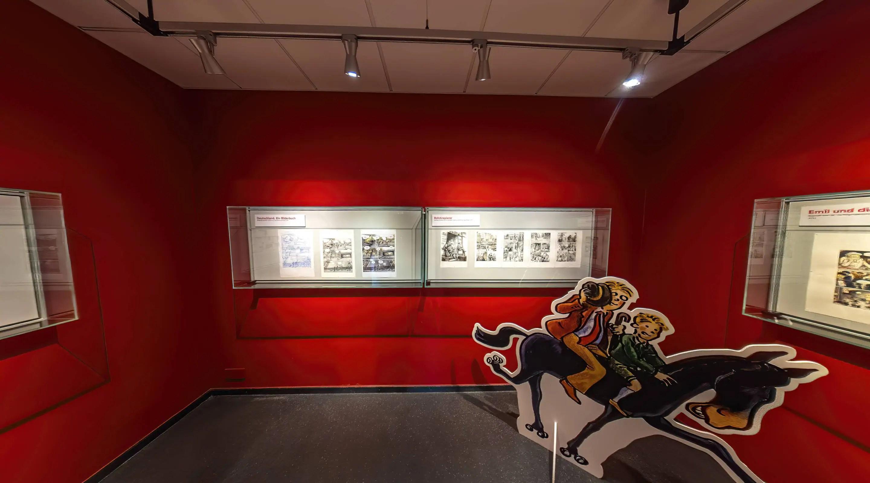 Virtuelle Ausstellung der Wilhelm Busch Preisträgerin 2019 Isabel Kreitz