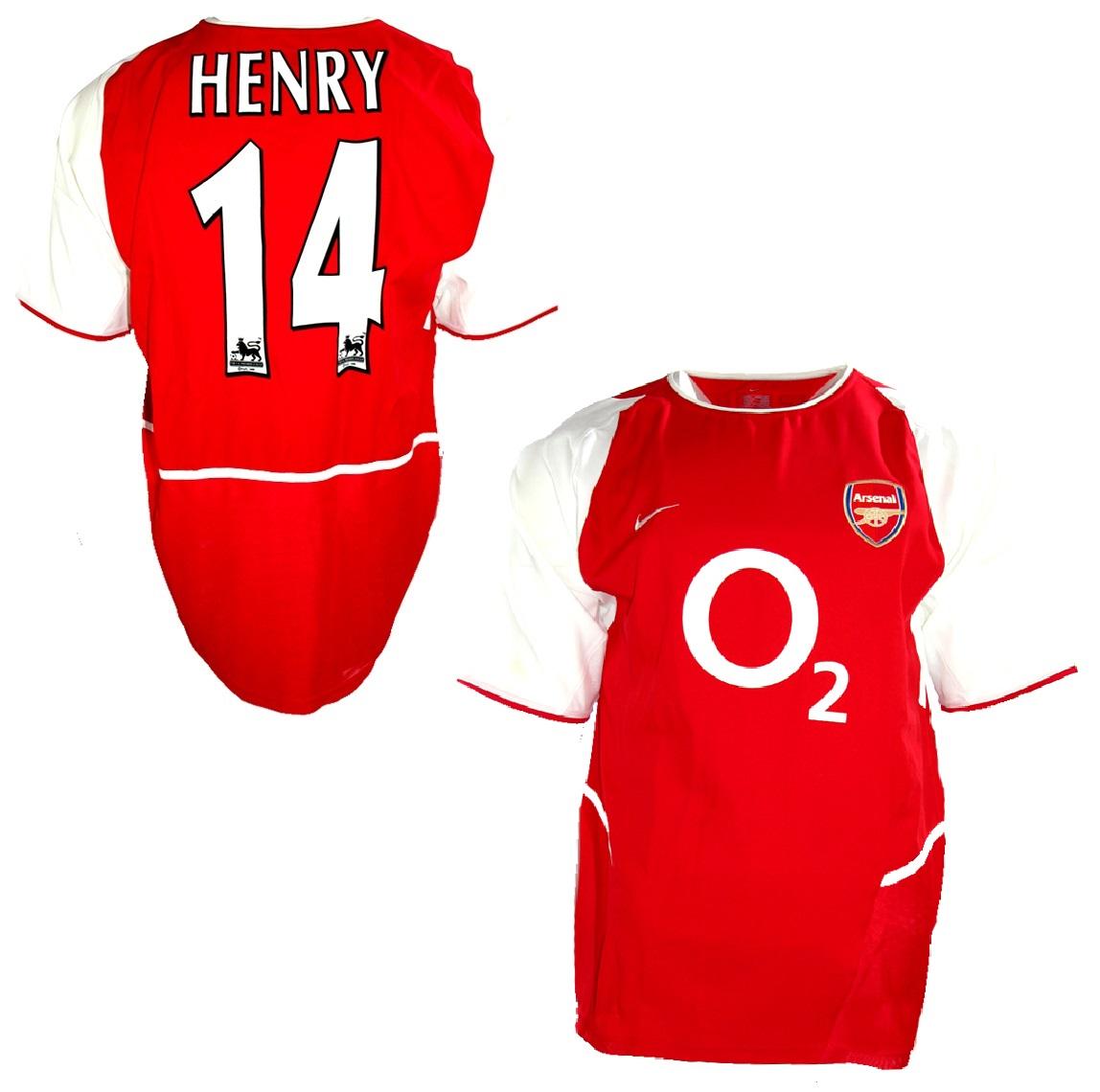 العاشر صدى له henry arsenal jersey