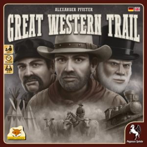 Grea Western Trail Box