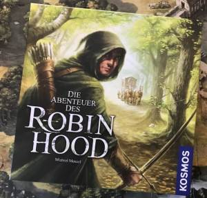 Robin Hood Schachtel