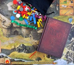 Material Übersicht Robin Hood