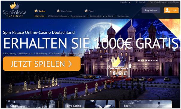 Spin Palace Kasino