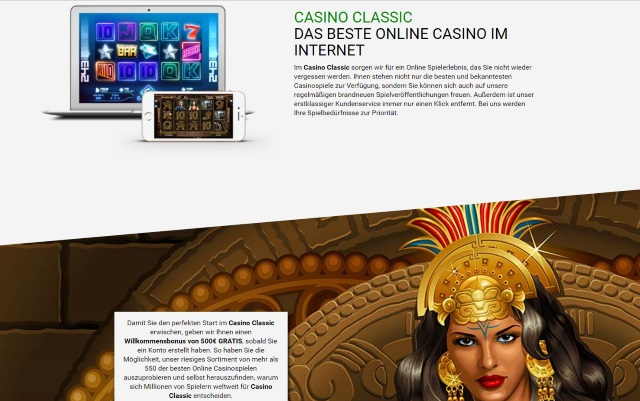 stardust slots casino classic im internet