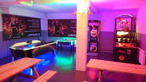 Arcade Lasertag Berlin Charlottenburg