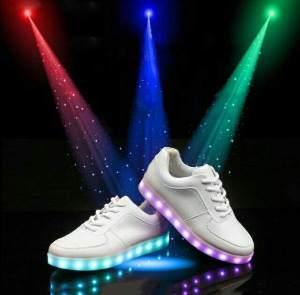 Lasertag Schuhe